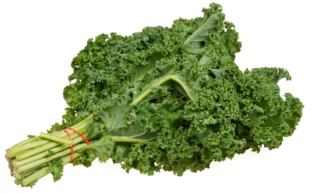 Organic kale pesticides